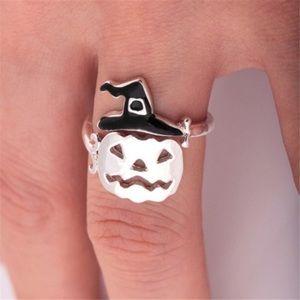 🎁 Jack O'Lantern & Hat Ring